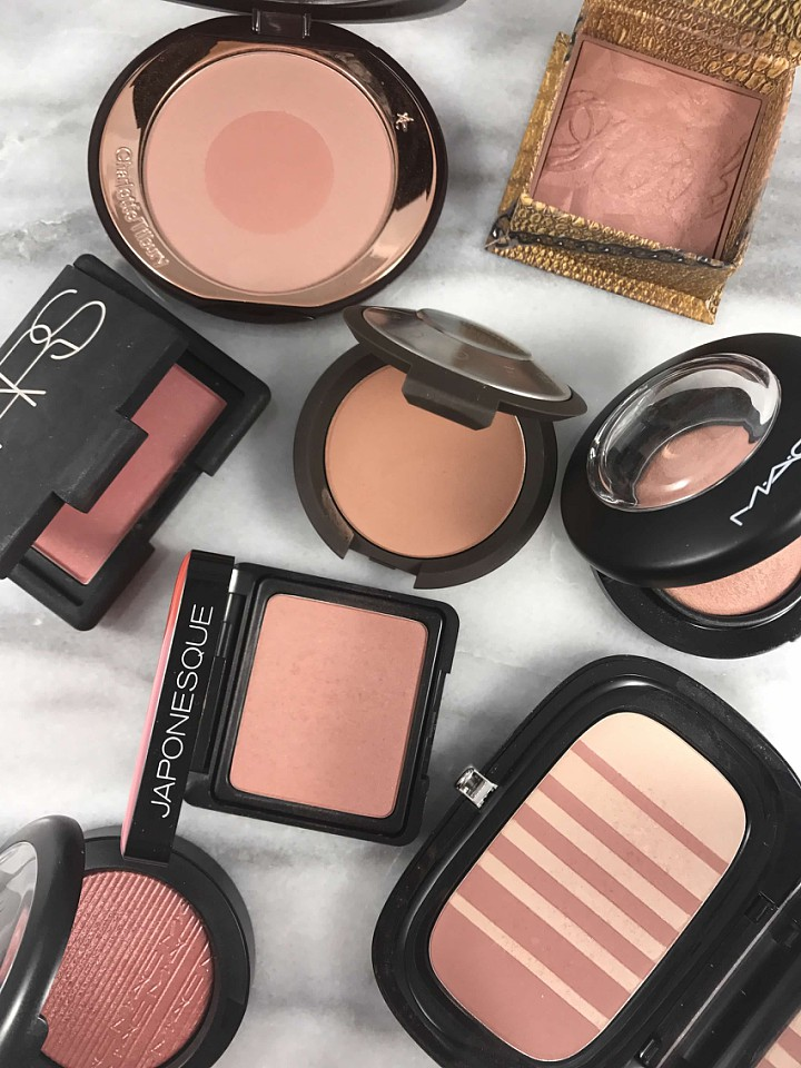 High End Blushes