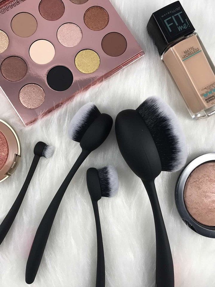 NEW Real Techniques Blend + Blur Brushes: Exclusive to Ulta Beauty