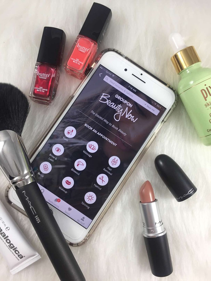 Groupon Beauty Now Feature: The Easiest Way to Book Beauty