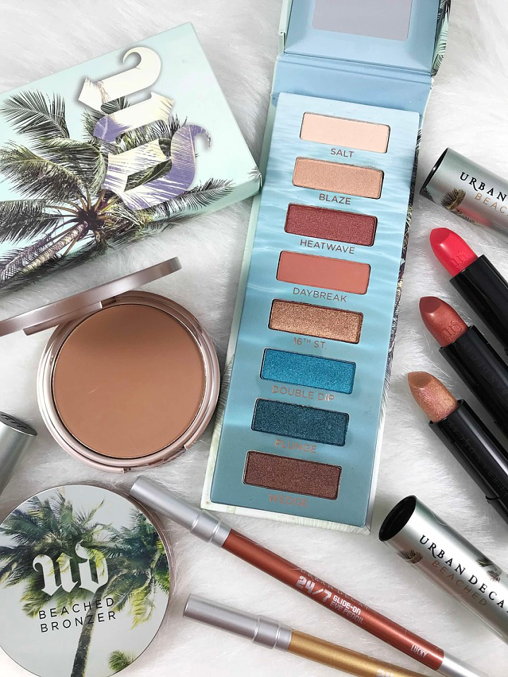 Urban Decay Summer Palette