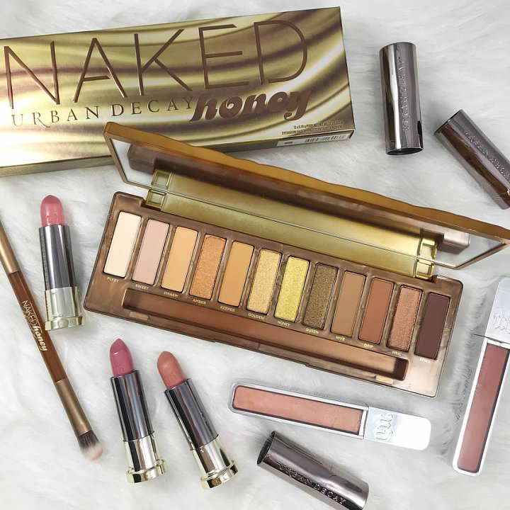 Fall Ready with the New Urban Decay Naked Honey Palette