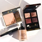 Weekend Wonderment Tom Ford Honeymoon And Some Potential Dupes Swatches Of All Shades Of The Armani Maestro Glow Beauty Professor