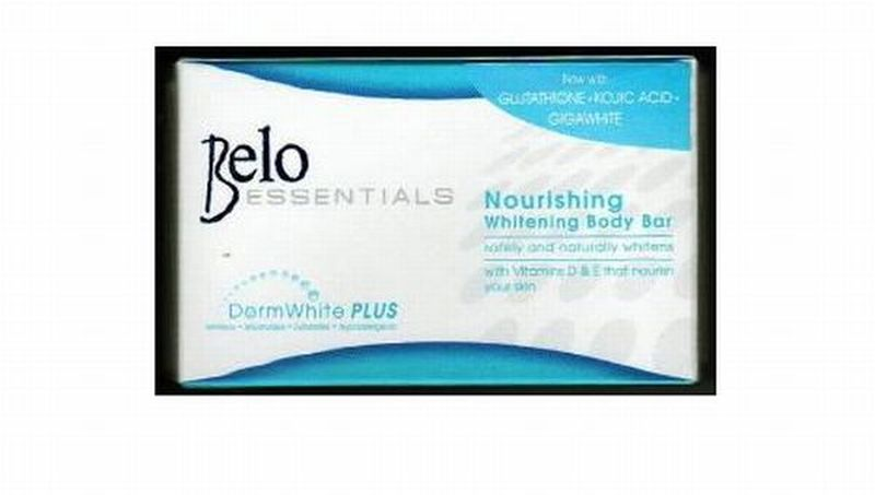 BeloEssentials Nourishing Whitening Body Soap