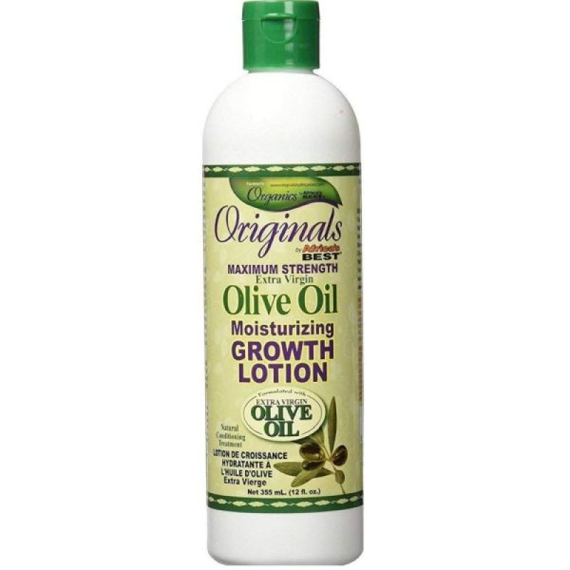 Africa's Best Organics olive oil moisturizing lotion