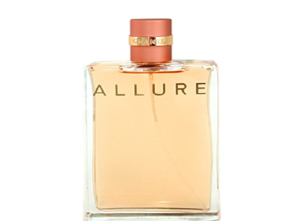 Allure by Chanel perfume for women eau de parfum