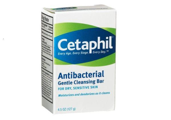 Cetaphil Antibacterial Cleansing Bar
