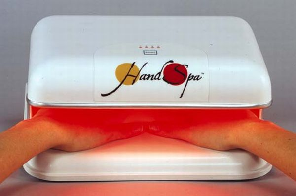 Revitalight handspa machine