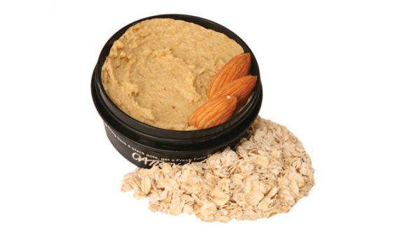 Soothing oat & banana mask for dry skin