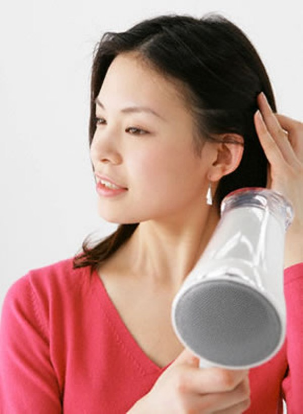 The fastest way to dry your hair