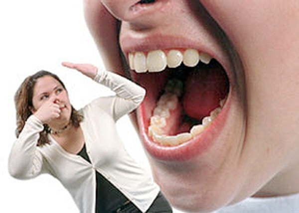 Tips to get rid of bad breath