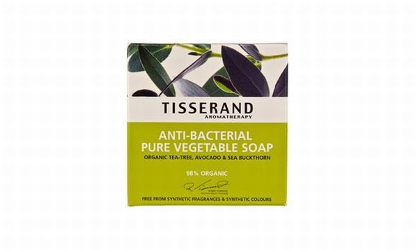 Tisserand Anti-Bacterial Pure Vegetable Soap