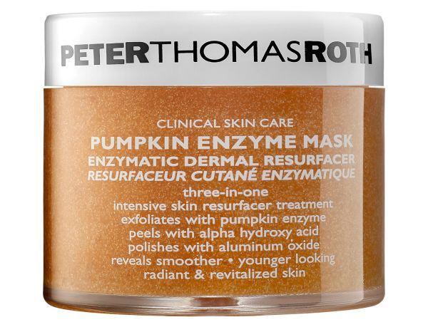 peter-thomas-roth-pumpkin-enzyme-mask Pumpkin beauty product
