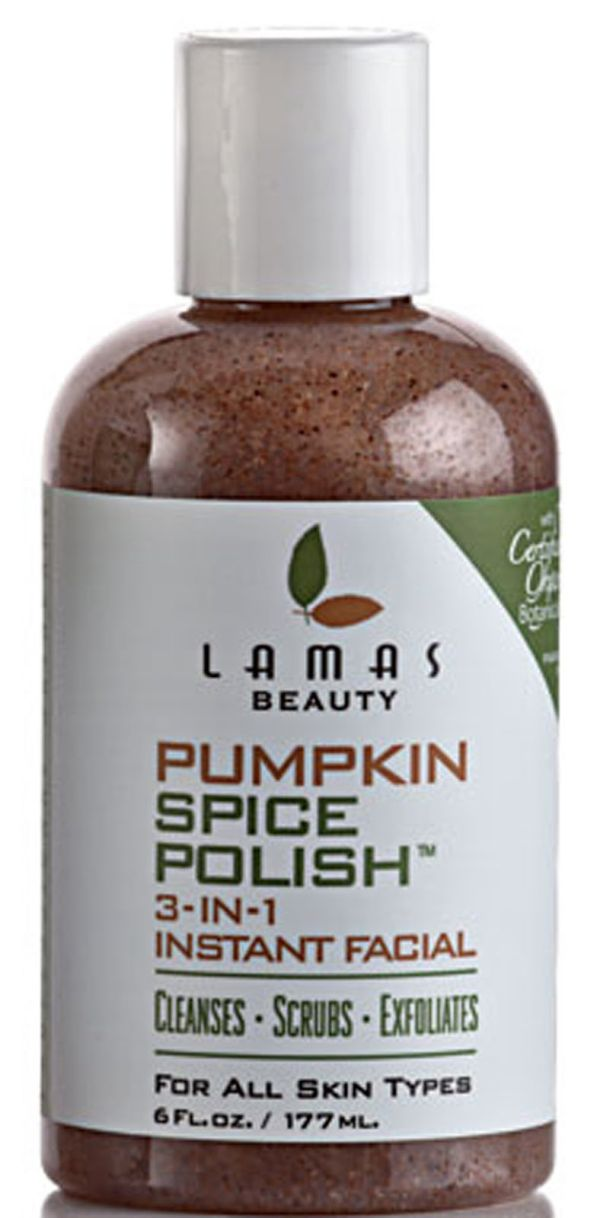 the-pumpkin-spice-polish-by-lamas-beauty Pumpkin beauty product