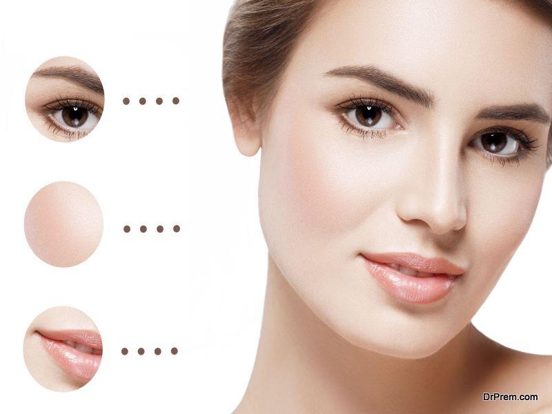 healing acne scars