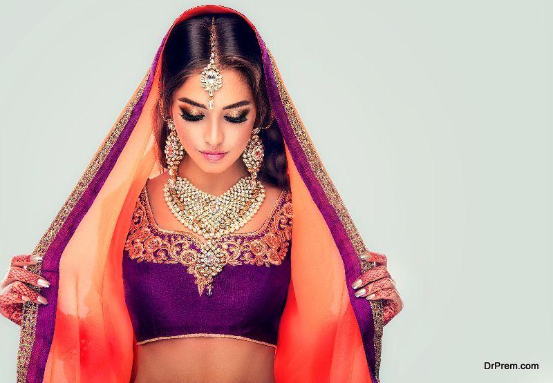 Hybrid saris