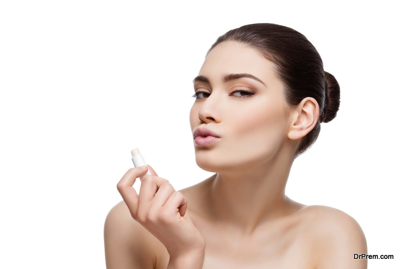 Try a lip balm