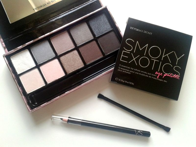 Smoky Exotics Eye Palette by Victoria's Secret