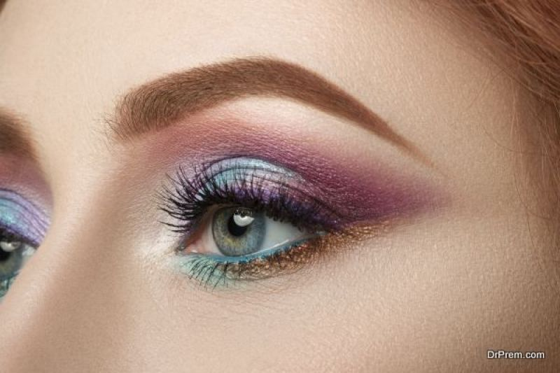 Eyeshadow color