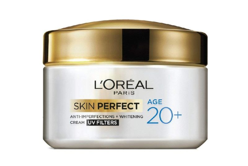 L'Oreal Paris 20+ Anti-Imperfections Whitening Cream