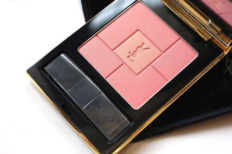 Blushes – YSL and Hourglass