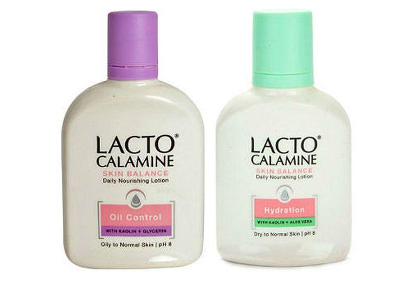 Lacto Calamine Skin Balance Daily Nourishing Lotion