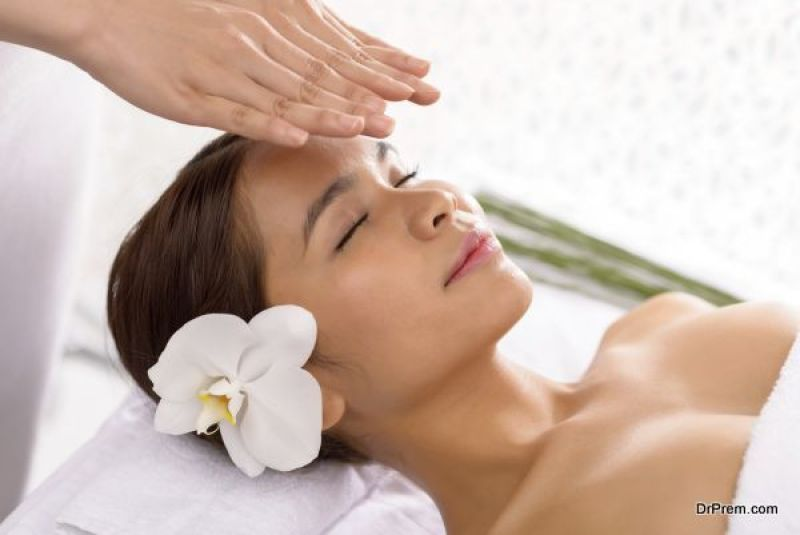 Spa and Salon offers special treatment