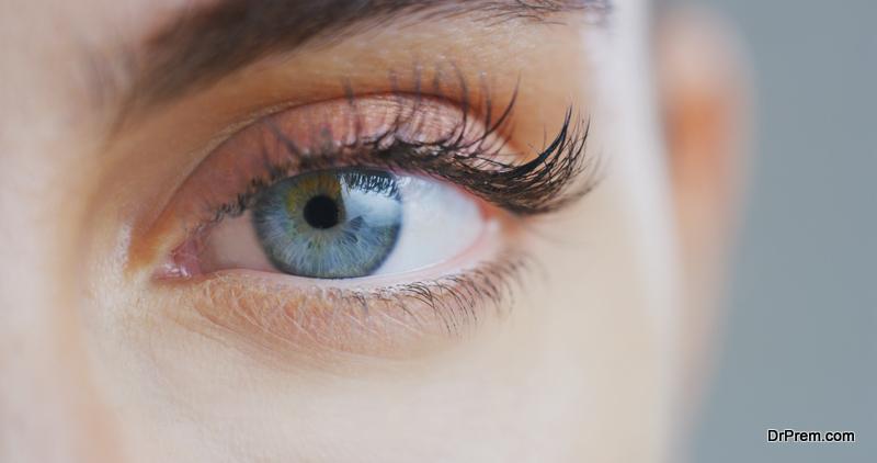 Eyelashes Secure our  Eyes
