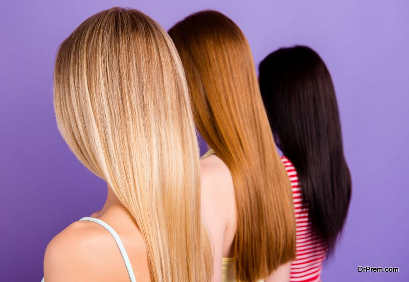 Different Types of Hair Textures