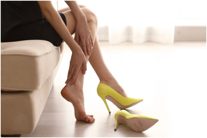 Comfortable High Heels for Your Feet