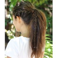 11 Easy Hairstyles for Long Hair: Updos, Bangs, Layered ...