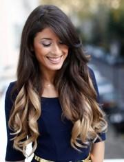 elegant long weave hairstyles