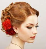 easy prom hairstyles short