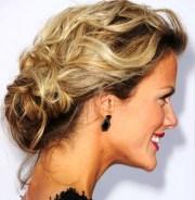 formal hairstyles medium