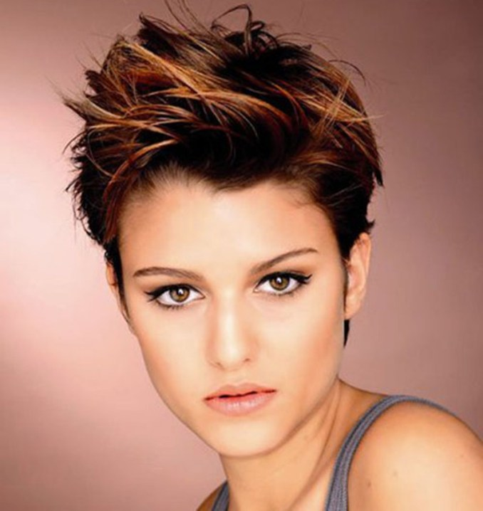 Image Result For Back View Short Haircuts
