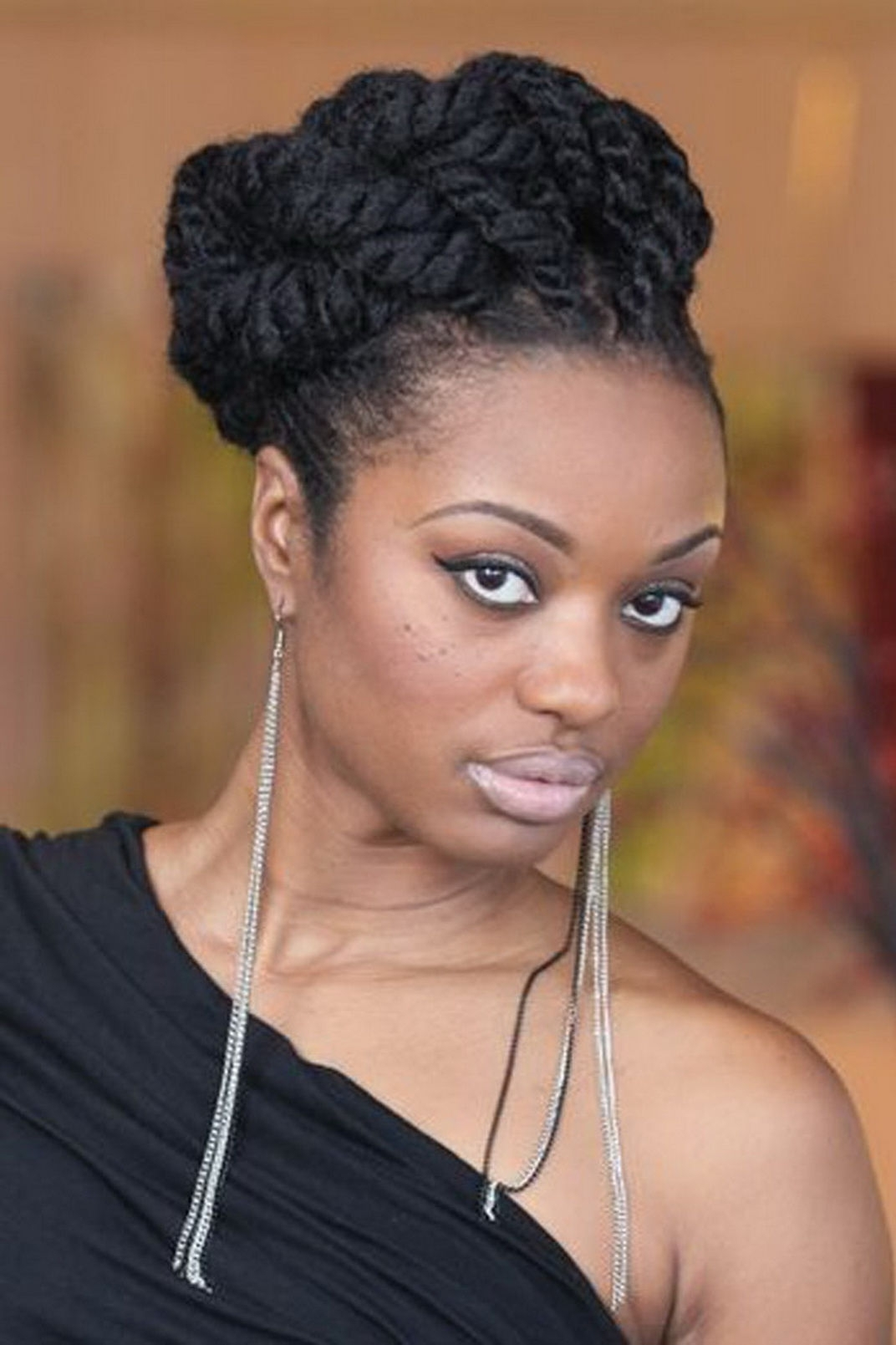 African American Natural Updo Hairstyles Find Your Perfect Hair