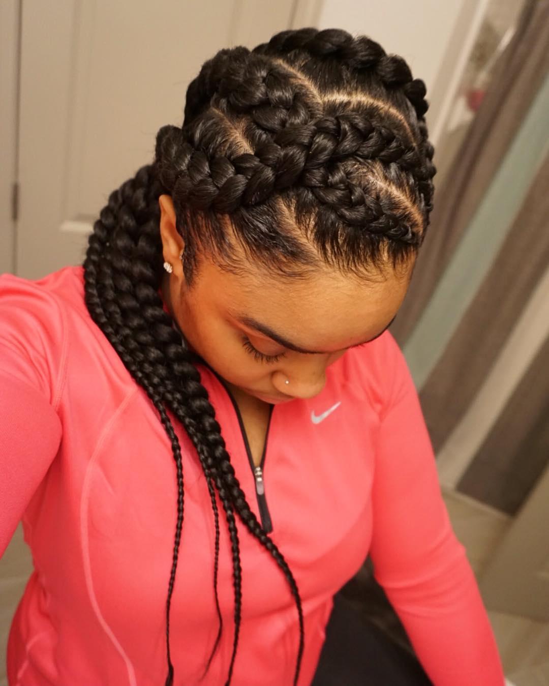 African Braids 15 Stunning African Hair Braiding Styles