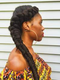 Five Solid Evidences Attending Africans Braiding Hair Is ...
