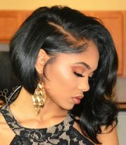 curly weave hairstyles long