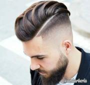 pompadour haircut guide modern