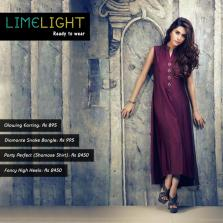 What I ordered - Limelight