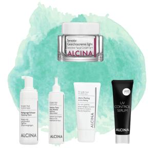 Alcina starterset gevoelige huid