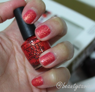 OPI Liquid Sands Jinx