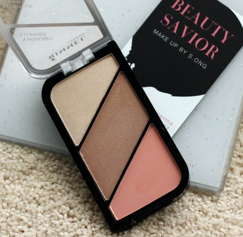 Kate Moss Sculpting and Highlighting Palette