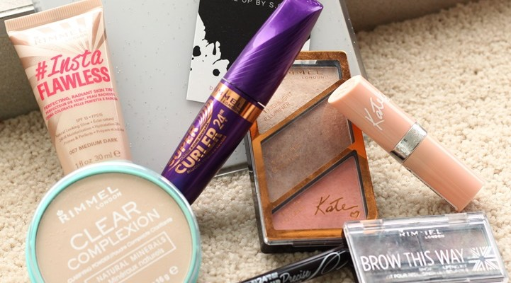 Everyday Makeup using (almost) all Rimmel London products