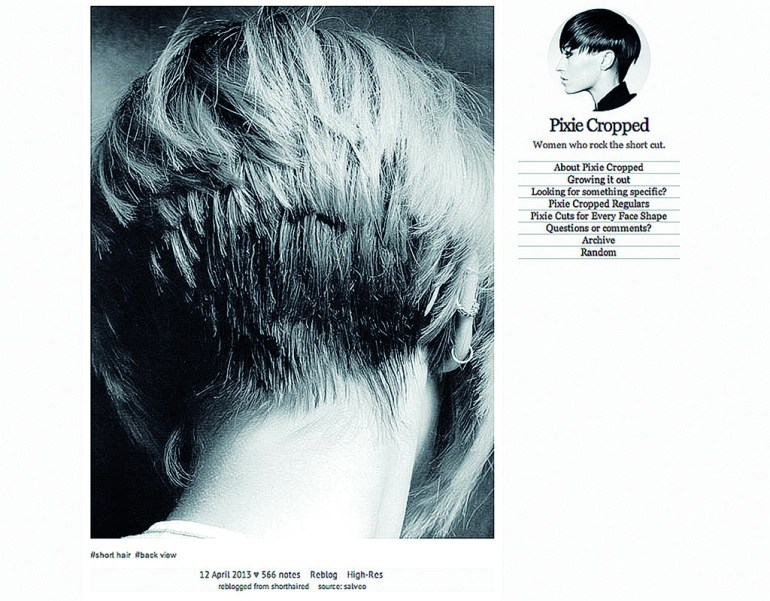 capelli corti-beauty blog Pixie Cropped