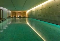 La SPA del Bulgari Hotel a Londra