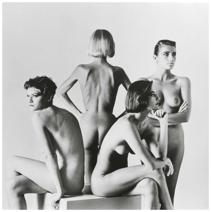 Foto Helmut Newton