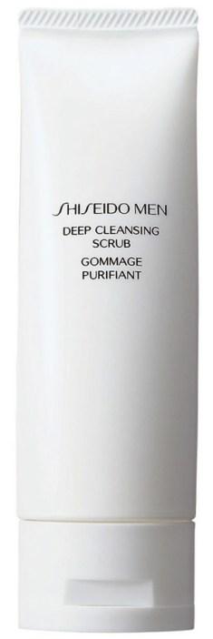 beauty-routine-Giuseppe-Panico-Shiseido-Shiseido-Men-Deep-Cleansing-Scrub