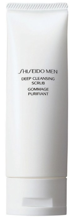 beauty-routine-Giuseppe-Panico-Shiseido-Shiseido-Men-Deep-Cleansing-Scrub