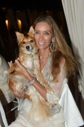Laura Morino con Luce